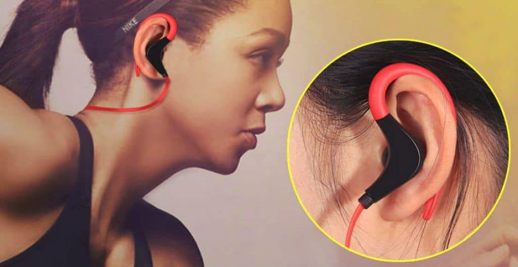 Headphones for sport and fitness enthusiasts