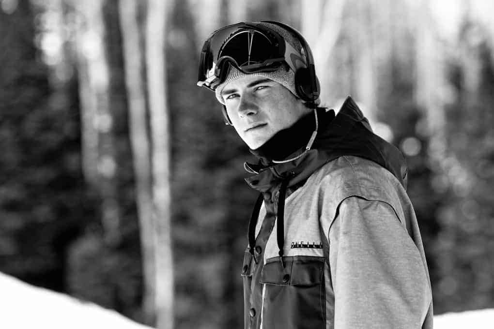 Snowboarding and Music