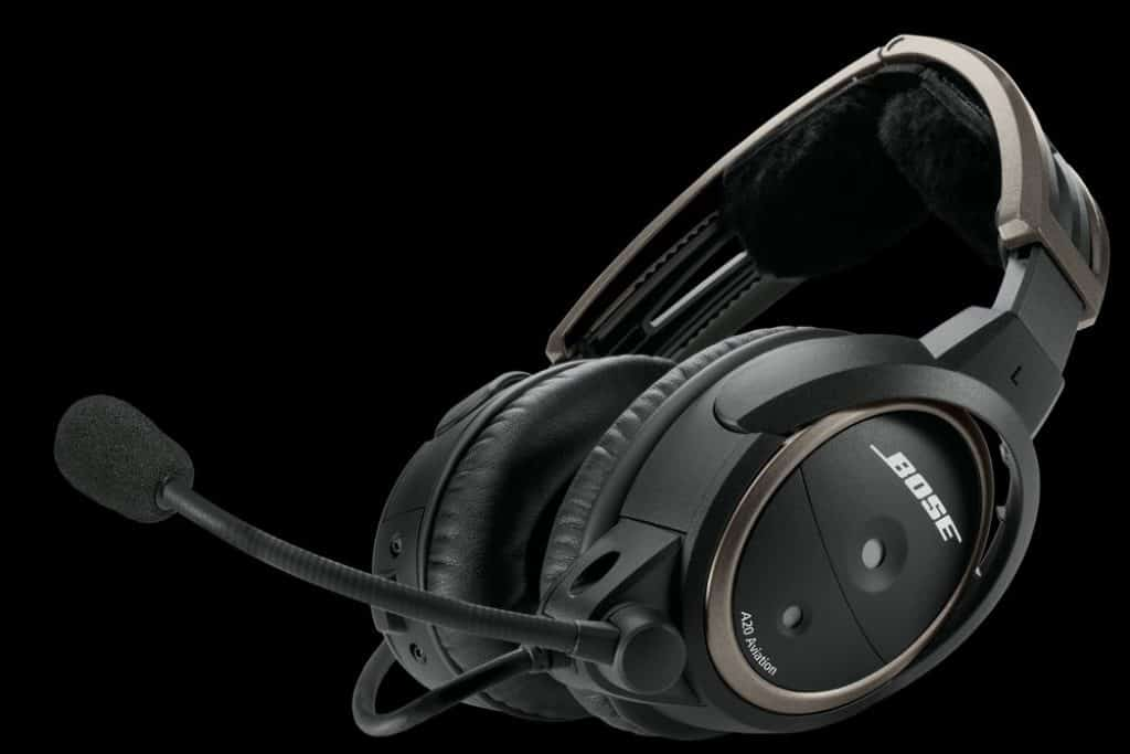 bose a2 aviation headset review